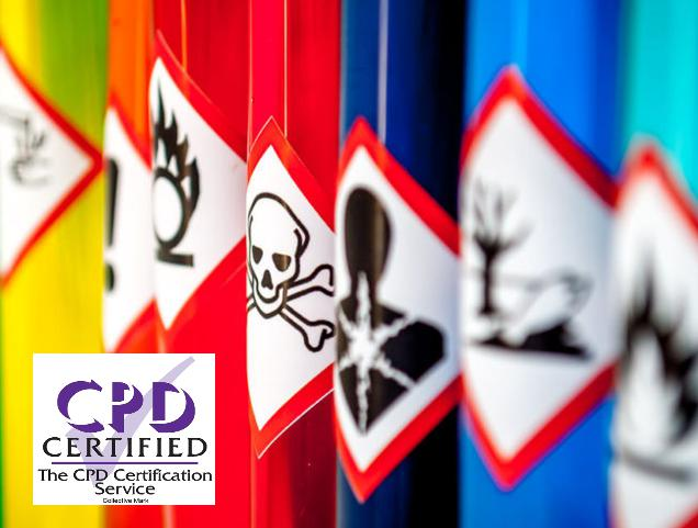 CPD CERTIFIED COSHH AWARENESS COURSE