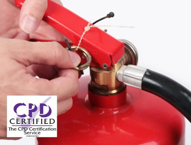 CPD CERTIFIED FIRE SAFETY IN THE WORKPLACE AWARENESS COURSE