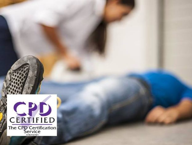 CPD CERTIFIED FIRST AID AT WORK AWARENESS COURSE