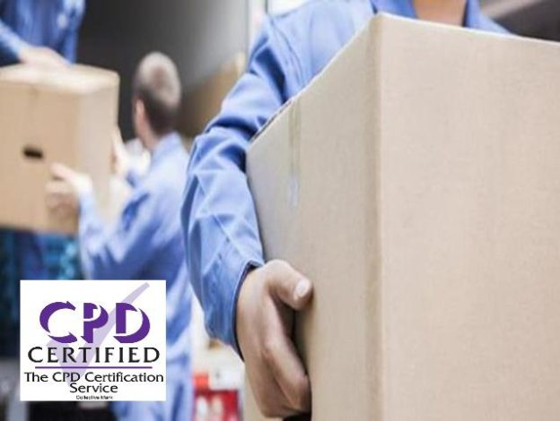 CPD CERTIFIED MANUAL HANDLING IN THE WORKPLACE COURSE