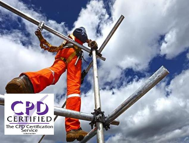 CPD CERTIFIED WORKING AT HEIGHT COURSE