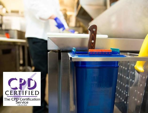 CPD CERTIFIED LEVEL 1 FOOD SAFETY AND HYGIENE FOR CATERING COURSE